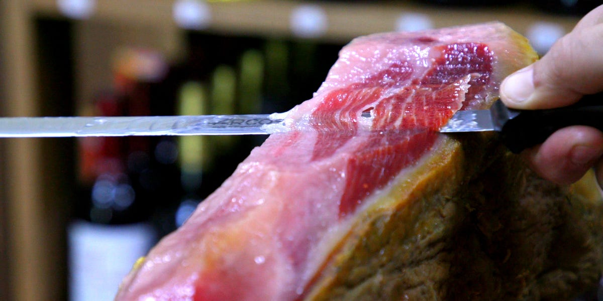 Why Spanish Iberian ham is the worlds most expensive cured meat