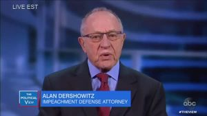 Ladies Of The View Cant Help Laughing At Alan Dershowitz