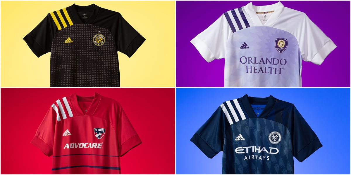 RANKED: From minimalist masterpieces, to gaudy eyesores, every MLS teams new jersey for the 2020 season
