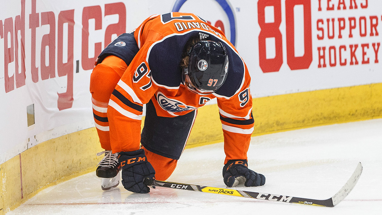 Oilers confident team can rise to challenge of McDavid injury – Sportsnet.ca