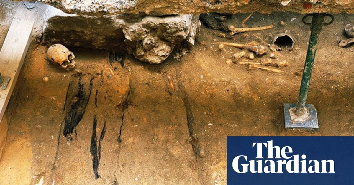 Spanish dig closes in on burial site of Irish lord Red Hugh ODonnell