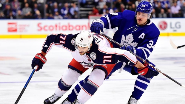 A statistical look at the Toronto Maple Leafs vs. Columbus Blue Jackets play-in series – TSN