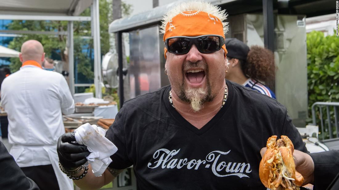 Thousands sign petition to rename Columbus, Ohio to Flavortown after native son Guy Fieri