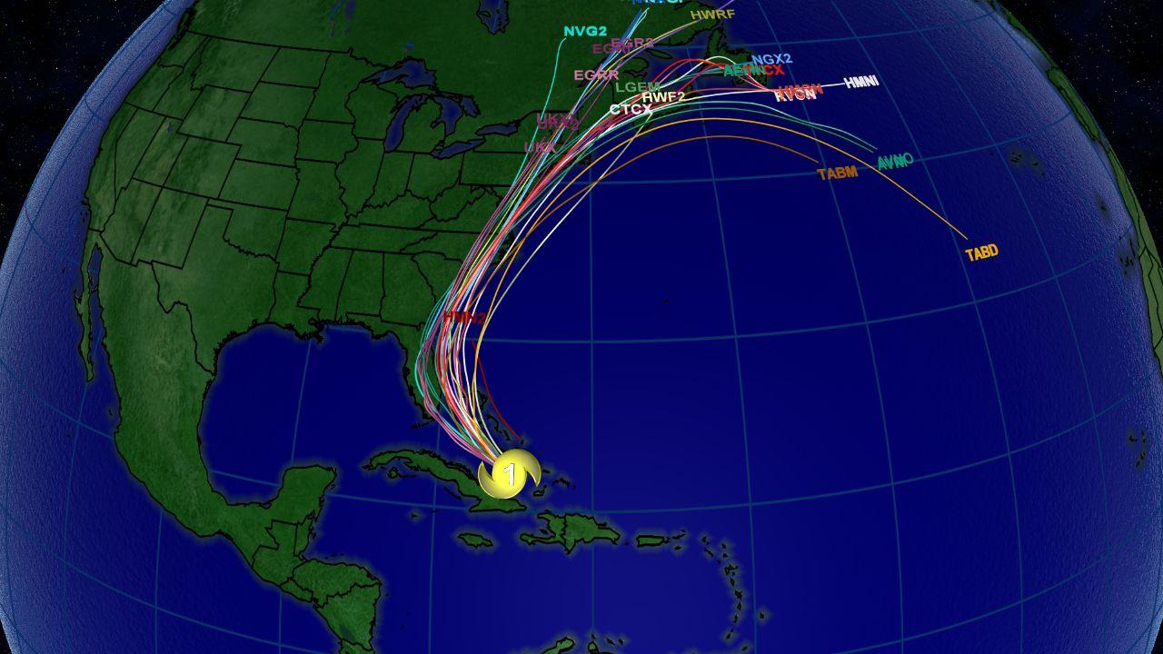 Parts of Florida Under Hurricane Warning as Isaias Nears