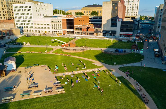 Knight Foundation Invests $8M to Energize Akrons Public Spaces