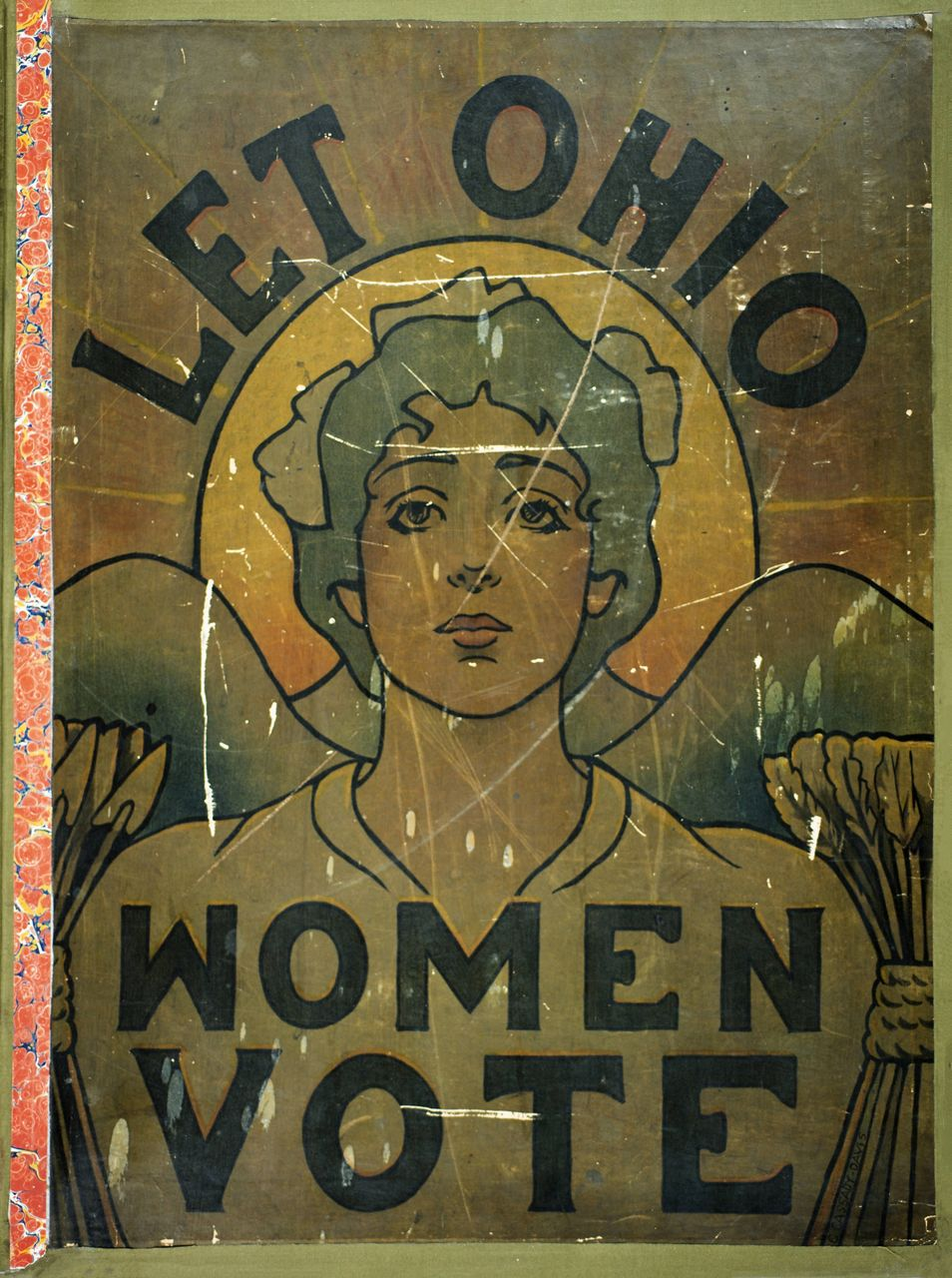 Ohio's Fight for Women's Suffrage Lives on in the Dayton Metro Library