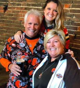 I was shocked: Lucky Browns fan invited to NFL Draft